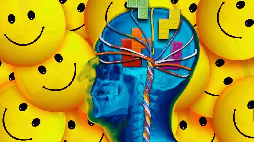 cerveau heureux
